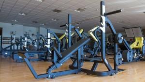 Area Fitness Falco Sport Village